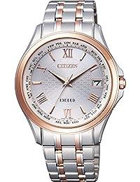 [シチズン]CITIZEN 腕時計 EXCEED エクシード エコ・ドライブ電波時計 ペアモデル CB1084-51A メンズ