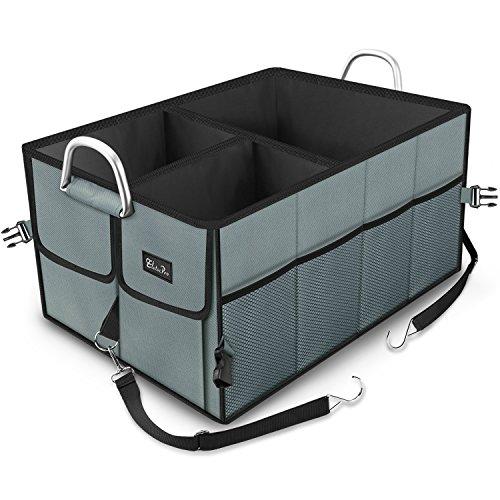 車 トランク 収納 EletecPro 車用収納ボックス 折...