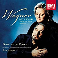 Wagner: Love Duets / Domingo, Voigt, Pappano