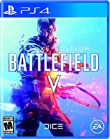 Battlefield V - Deluxe Edition (輸入版:北米) - PS4