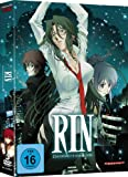 Rin - Daughters of Mnemosyne [3 DVDs] [Import allemand]