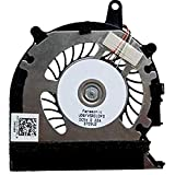 zhan fan® New CPU Cooling Fan Cooler For Sony Vaio Pro 13 SVP13 SVP13A SVP132 SVP132A SVP13218SCB SVP13217SCB series, P/N: UDQFVSR01DF0 300-0001-2755 300-0101-2755
