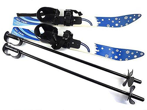 [해외]클립 키즈 스키 세트 65cm 스키 부츠 불필요/Clip type kids ski set 65 cm ski boots unnecessary