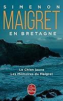 Maigret En Bretagne (2 Titres) (Policier / Thriller)