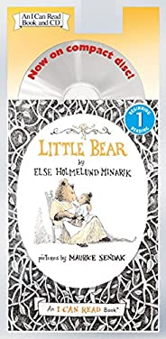 Little Bear Book and CD (I Can Read Level 1)