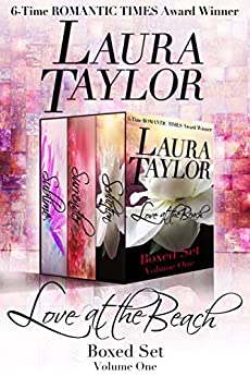 LOVE AT THE BEACH Boxed Set (Volume One - 3 Full-Length Novels) by [TAYLOR, LAURA]