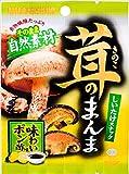 UHA味覚糖 茸のまんま しいたけ 味わいポン酢味 15g×6袋