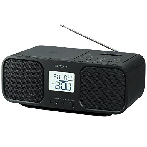 ソニー(SONY)『CDラジオカセットレコーダー(CFD-S401)』