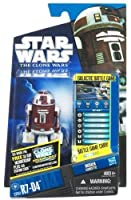 Hasbro スター・ウォーズ クローン・ウォーズ ベーシックフィギュア R7-D4/Star Wars 2011 The Clone Wars Action Figure CW64 R7-D4【並行輸入】