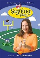 Signing Time! Season 2 Volume 7: My Favorite Sports
