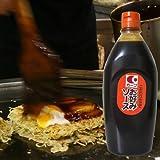 「カープ お好みソース」 500gボトル 広島風お好み焼き 焼きそば たこ焼き トンカツやフライにも