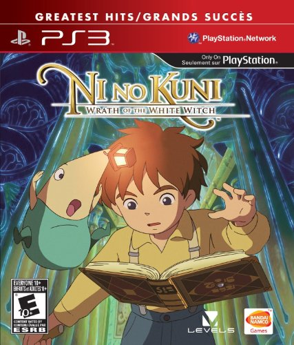 Ni No Kuni: Wrath of the White...