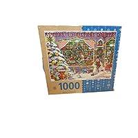マスターピース1000Piece Jigsaw Merry Christmas Shoppe