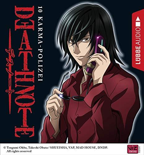 Death Note - Folge 10: Karma-Polizei.