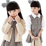 monoii 子供 スーツ 入学式 卒業式 フォーマル ワンピース 韓国 子供服 女の子 675