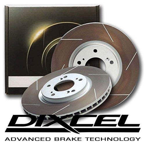 DIXCEL ディクセル ブレーキローター HSタイプ フロント用 シトロエン(C5 ツアラー 3.0 V6 X7XFV 08/10~)