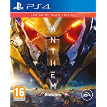 Anthem Legion of Dawn Edition (PS4) - Imported from England