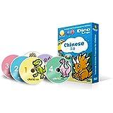 子供の中国語学習DVD6枚セット-見ているだけで話せる言葉がどんどん増える魔法の教材。Dino Lingo【NTSC】