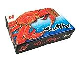 生ズワイガニ(アラスカ産)ハーフポーション 5Lサイズ 1kg バルダイ種 ニチレイフィッシュ 化粧箱