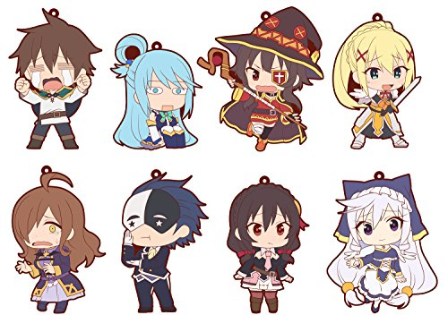 Toys works collection In it was endearing.! KonoSuba! 2 BOX