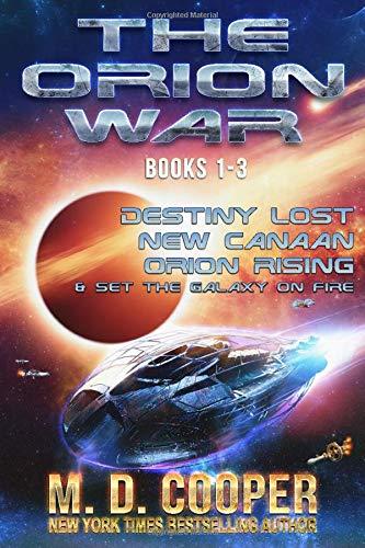 Download The Orion War - Books 1-3: An Aeon 14 Omnibus (Aeon 14 Omnibus Editions) 1977515711