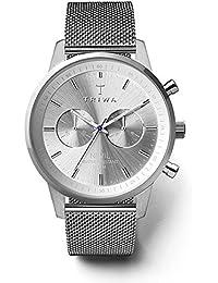 [トリワ]TRIWA メンズ レディース ユニセックス ネヴィル クロノグラフ シルバー ステンレス NEST101:2-ME021212 腕時計 [並行輸入品]