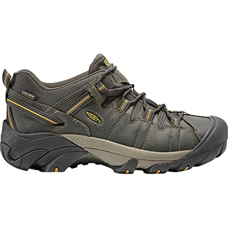 鳴らすバリケード多用途[キーン] メンズ ハイキング Targhee ll Waterproof Hiking Shoe - Men' [並行輸入品]