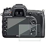 Awinner 2枚入り 液晶保護フィルム Nikon D7100 D7200 D800 D600 D610 アクション…