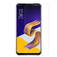 ASUS Zenfone 5 ze620kl Zenfone 5z zs620kl ガラスフィルム YiOne 0.3mm 超薄 液晶保護 9H硬度 旭硝子材料 強化ガラスフィルム 2.5D円弧 防指紋 気泡レス 耐衝撃 飛散防止 撥水性 撥油性(ASUS ze620kl zs620kl 対応 2枚入)