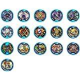 妖怪ウォッチ カプセル妖怪メダル零 Vol.5 -必殺技スペシャル- 全16種セット