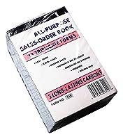 QSHOP 分譲地販売 本注文用領収書 カーボン紙なしの用紙 50セット 10個入り 4.2インチ X 6.5インチ (M) / 5.5 X 8.2 (L) 935- 4.2x6.5 (Medium)
