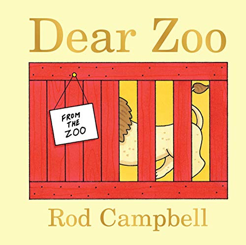 Dear Zoo (Dear Zoo & Friends)の詳細を見る