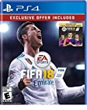 FIFA 18 - Includes 500 Ultimate Team Points (輸入版:北米) - PS4