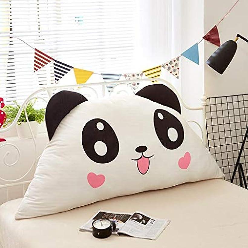 キャンパス引き受けるピッチャー新しい漫画の子供の大きな背中のベッド枕子供のクッションソフトバッグガールハートクッション JAHUAJ (Color : C, Size : 150*65cm)