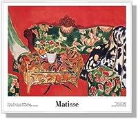 マティス *Natura Morte Seville  【ポスター+フレーム】ホワイト