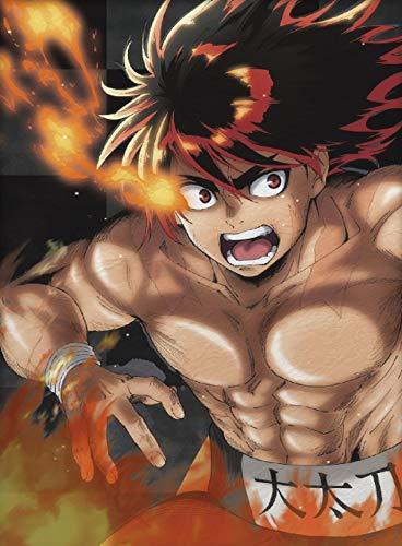 TVアニメ「火ノ丸相撲」第一巻 [Blu-ray]