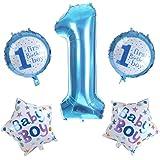 happlu 12pcs/セット12ヶ月フォトバナーベビーガールボーイ最初誕生日パーティーデコレーションベビーフォトフレームパーティーホームインテリア SZ 625