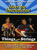 Meet the Instruments: Things With Strings [DVD] [Import]