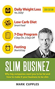 SLIM BUSINEZ: Why big companies want you to be fat and how to make it your business to be slim by [Cupples, Mark]