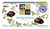 江崎グリコ 神戸ローストショコラ(アールグレイ) バレンタイン チョコレート 12粒 ×10個