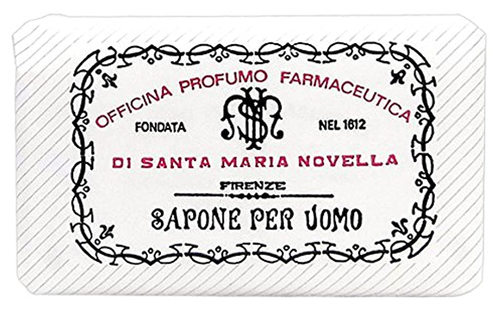 知らせる豊かな製造サンタマリアノヴェッラ メンズソープ パチューリ 130g [並行輸入品]