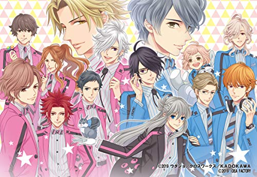 BROTHERS CONFLICT Precious Baby for Nintendo Switch 限定版 【Amazon.co.jp限定】ICカードステッカー付 & 予約特典(小冊子) 付