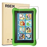 All-New Fire 7 Kids Edition Tablet Screen Protector Glass - RBEIK 9H Hardness Scratch Resistant Bubble Free Tempered Glass Screen Protector for All-New Fire 7 Tablet with Alexa 7 Display Tablet 2017 [並行輸入品]