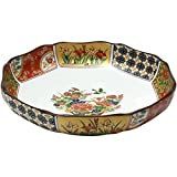 プレート 皿 : 古伊万里金彩 八寸八角盛皿/有田焼