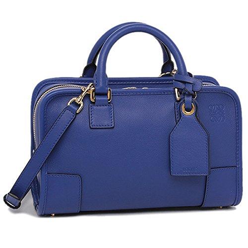 (ロエベ) LOEWE ロエベ バッグ LOEWE 352 30 N71 5560 アマソナ AMAZONA 23 BAG ショルダーバッグ ELECTRIC BLUE [並行輸入品]