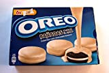 Nabisco OREO WHITE Covered Chocolate Cookies (246gr x 3) オレオクッキー - チョコ……