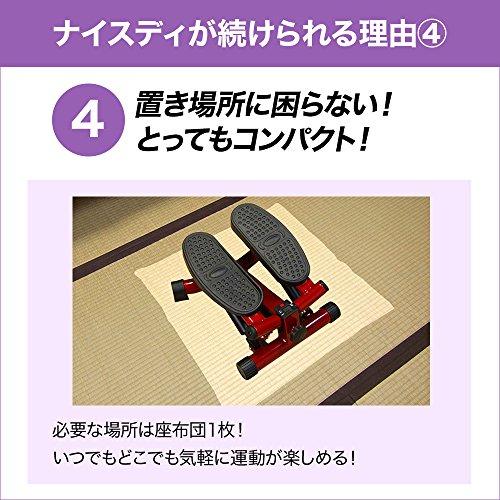 ショップジャパン『健康ステッパーナイスデイ』