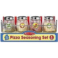 Melissa & Doug Pizza Seasoning Set [並行輸入品]