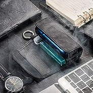 アイコス3ケース 最新型 iqos3 ケース 専用ケース IQOS3.0 電子たばこ IQOS3 キット 対応 保護ケース 革 カバー レザーケース おしゃれ 人気便利収納 マグネット式 持ち運びに便利 耐衝撃 プレゼン