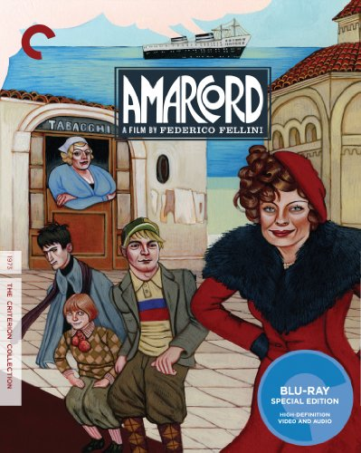Amarcord (The Criterion Collection) [Blu-ray] (1973)